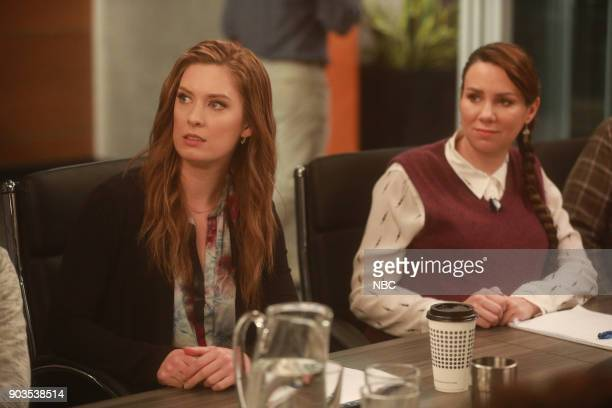 NEWS 'Early Retirement' Episode 213 Pictured Briga Heelan as Katie Tracey Wigfield as Beth