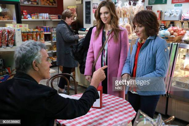NEWS 'Early Retirement' Episode 213 Pictured Ray Liotta as himself Briga Heelan as Katie Andrea Martin as Carol