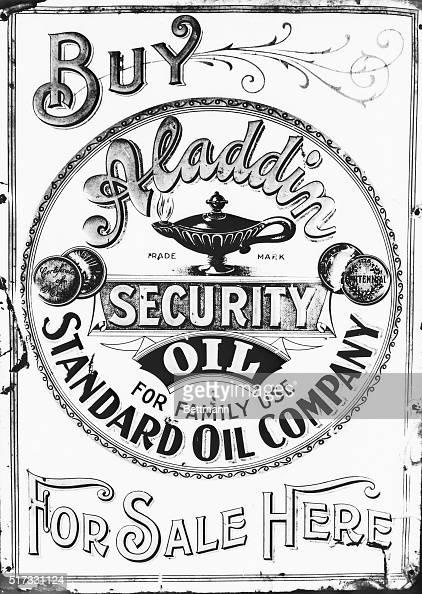 When John D. Rockefeller was in the lamp oil business. BPA ...