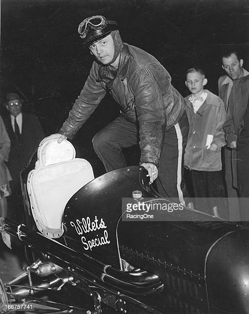 New Yorker Phil Walters who raced under the name Ted Tappett was a top Midget car racer in the 1940s and won the Midget championship at Riverside...