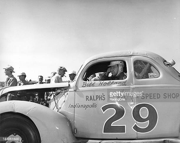 Bill Holland of Bridgeport CT was better known as a Sprint Car and Indy Car driver and won the 1949 edition of the Indianapolis 500 at Indianapolis...