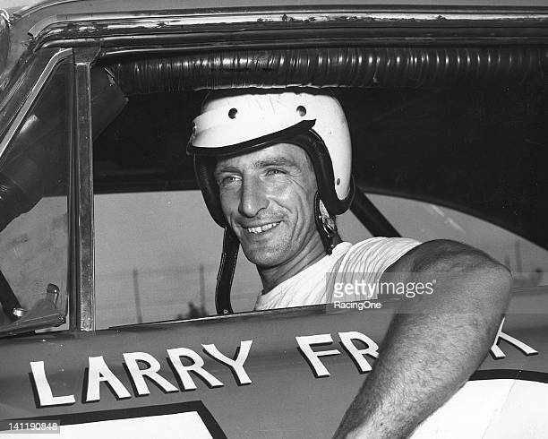 Early-1960s: Larry Frank ran in 103 NASCAR Cup races between 1956 and 1966 and scored just one victory, but it was a big one, as he took the win in...