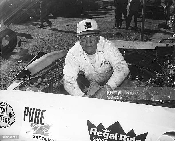 """Early-1960s: Socrates """"Shorty"""" Johns of Miami, FL, was listed as car owner for 108 NASCAR Cup races driven by his son Bobby Johns between 1956 and..."""