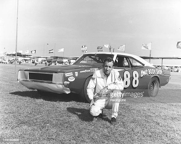 Hubert West ran this Dodge Charger in the ARCA race at Daytona International Speedway in 1970 1971 and 1972 His best finish was 18th in 1970
