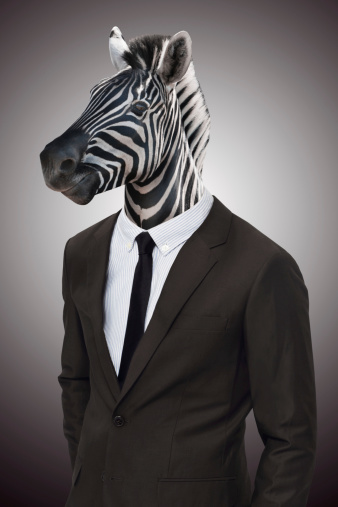 Earn your stripes in the corporate jungle 508882713
