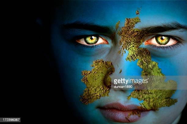 Earth boy - United Kingdom
