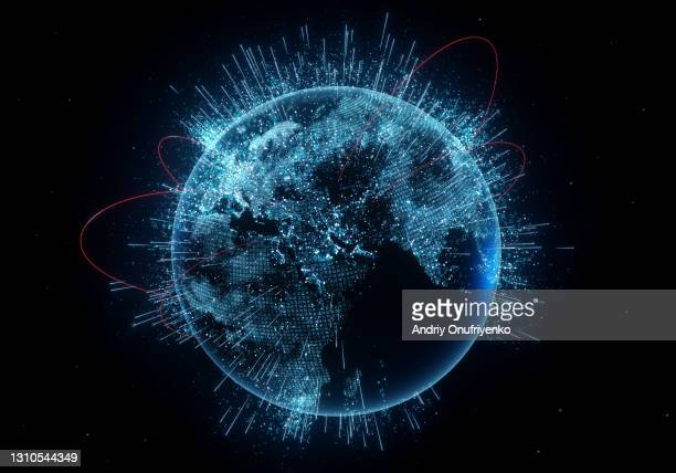 earth data - connection stock pictures, royalty-free photos & images