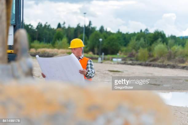 Earth Digger Driver checking blueprint