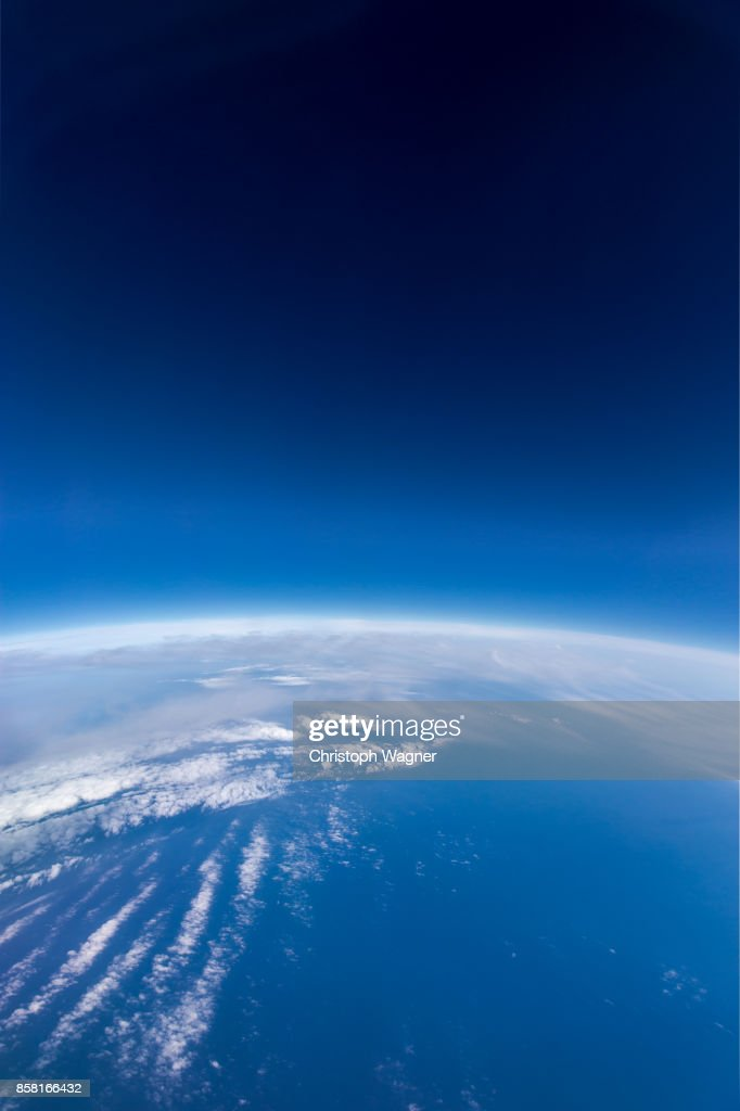 Earth from above : Stock Photo
