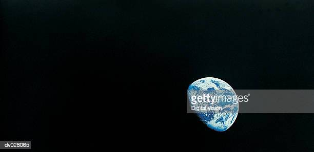earth from apollo 8 - apollo 8 stock pictures, royalty-free photos & images
