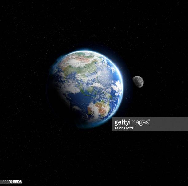 earth from space - global stock pictures, royalty-free photos & images