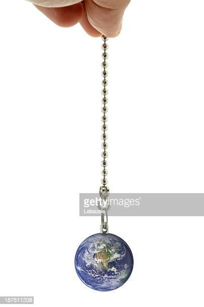 Earth Globe Pendulum