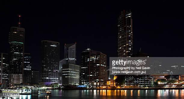 Earth Hour 2008, Brisbane, Queensland, Australia