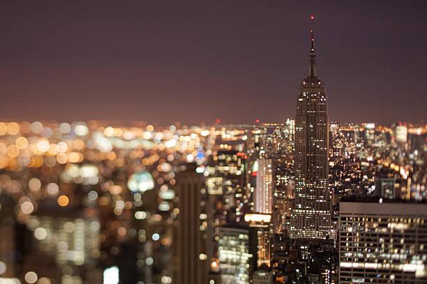 Earth Hour 2010 - New York