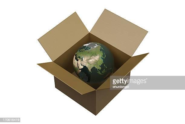 Terre dans une Box/XXL