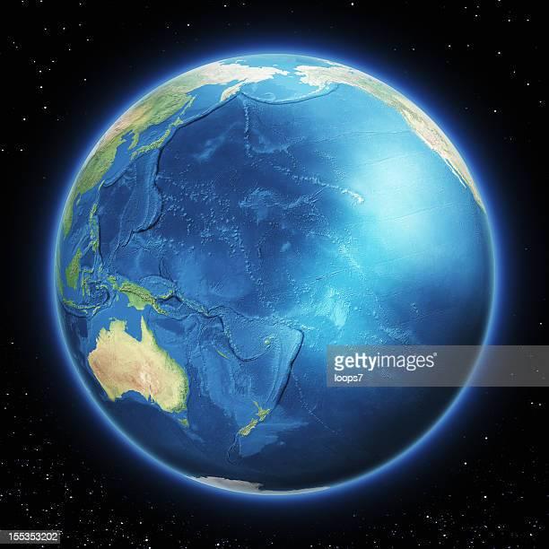 Erde Oceania
