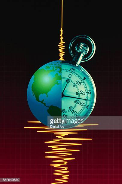 Earth Running Out of Time