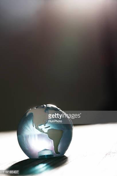 earth shaped ball,global