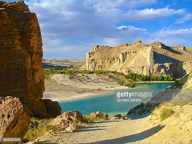 Earth & Water | Band-e Amir | Bamiyan