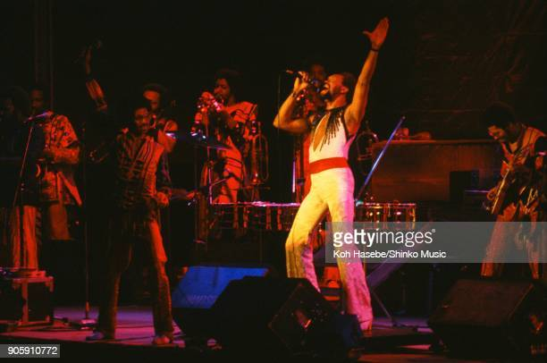 Earth Wind And Fire live at Nippon Budokan March 26 Tokyo Japan Maurice White