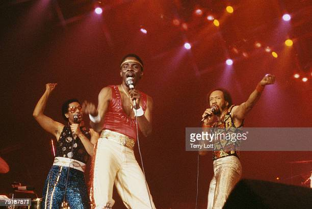 Earth Wind And Fire Performing Live At Wembley London Sony Music Archive via Getty Images/Terry Lott