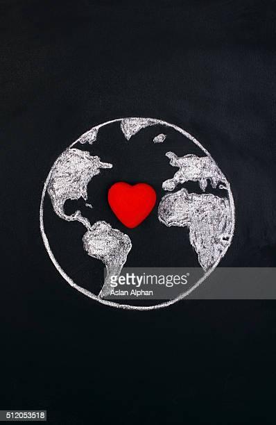 Tierra con corazón