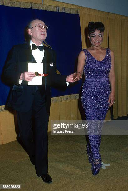Eartha Kitt attends the Grammy Awards circa 1981 in New York City