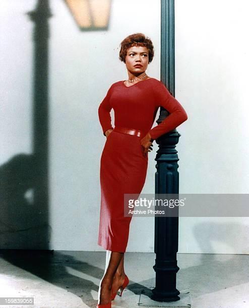 Eartha Kitt in publicity portrait for the film 'St Louis Blues' 1958