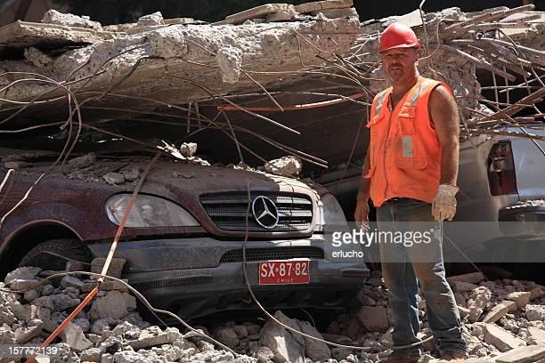 Earthquake Damage, Chile