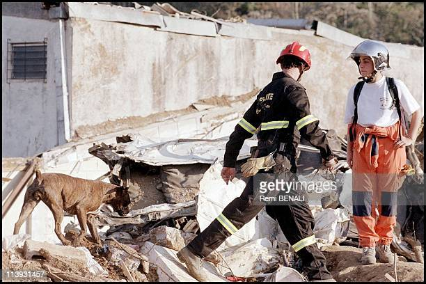 Earthquake In El Salvador On January 16 2001