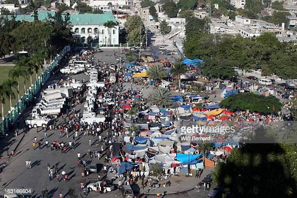 Earthquake In Haiti Mardi 12 janvier 2010 un séisme de magniture 73 anéantit PORTAUPRINCE la capitale de HAITI faisant pour l'instant plus de 100 000...