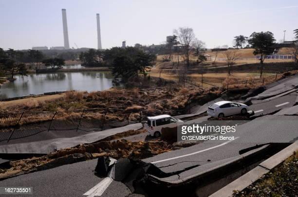 Nuclear Threat Japon Le 11 mars 2011 un tremblement de terre historique provoque un tsunami et met en péril les centrales nucléaires Ici lundi 14...