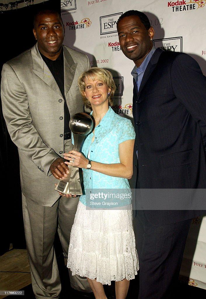 2002 ESPY Award Nomination Announcements