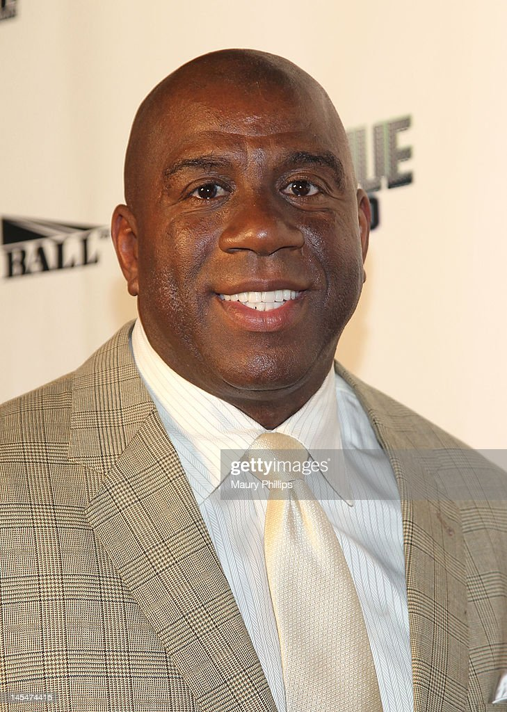 Celebration Of Magic Johnson Involvment With LA Dodgers