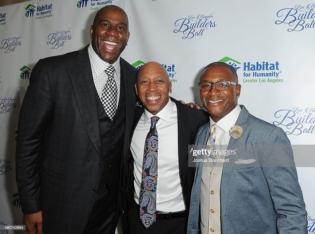 Habitat For Humanity Of Greater Los Angeles Builders Ball : News Photo