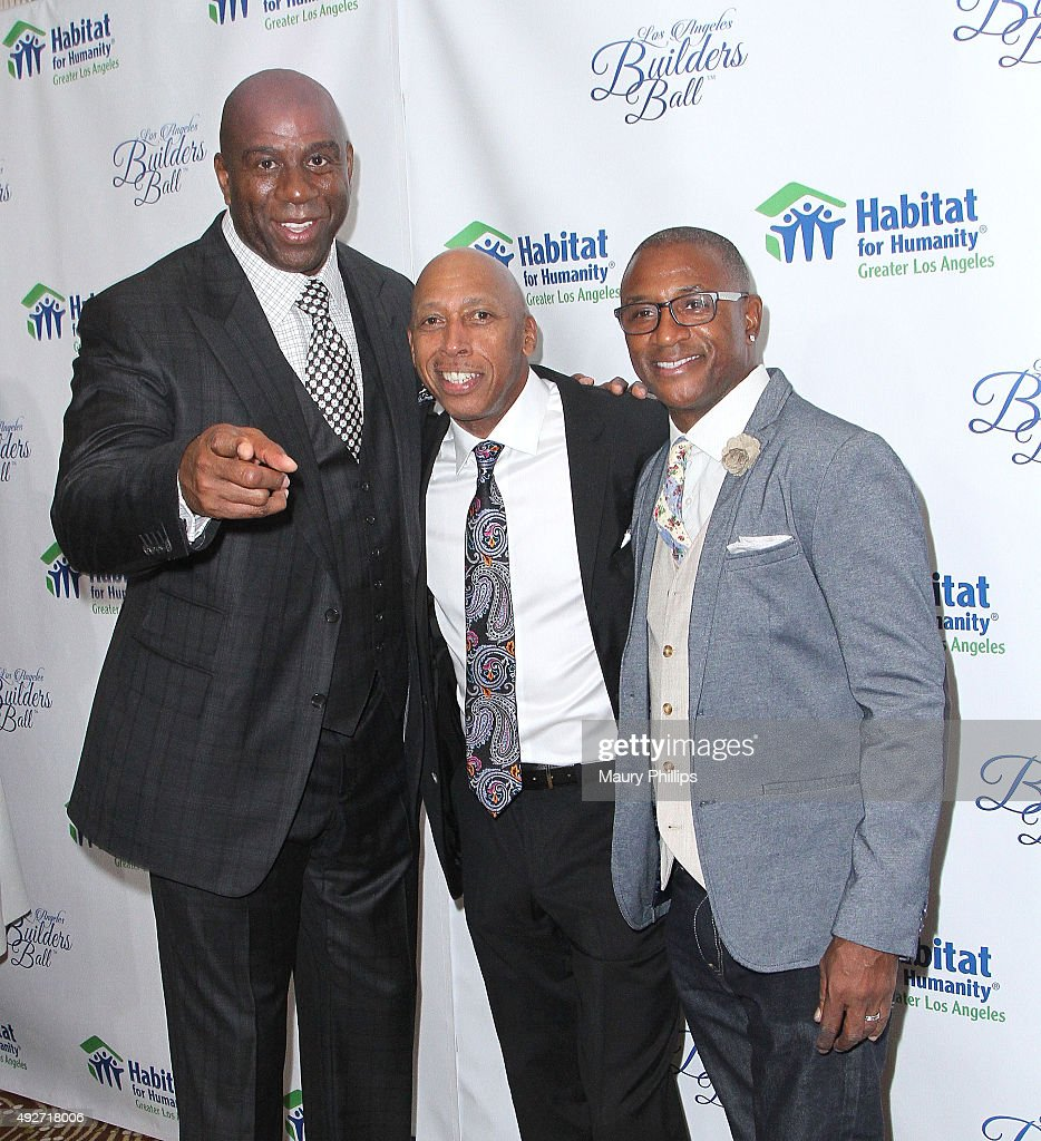 Habitat For Humanity Of Greater Los Angeles Builders Ball - Arrivals : News Photo