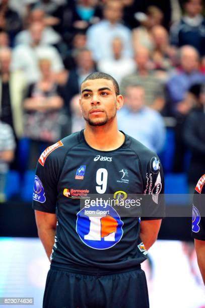 Earvin NGAPETH Tours / Beauvais Finale Coupe de France Volley ball Paris