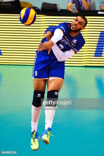 Earvin NGAPETH France / Japon Ligue Mondiale Photo Dave Winter / Icon Sport