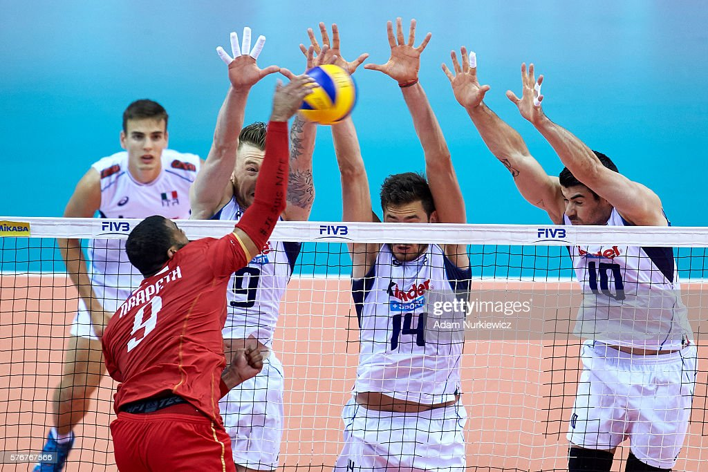 FIVB World League Finals - Day 5