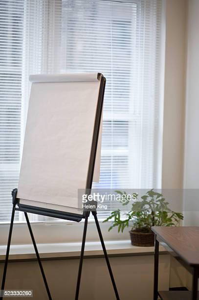 Easel and Sketchbook