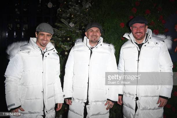 'East 17' attend Tramp's Big 50th Anniversary at Tramp on December 17 2019 in London England
