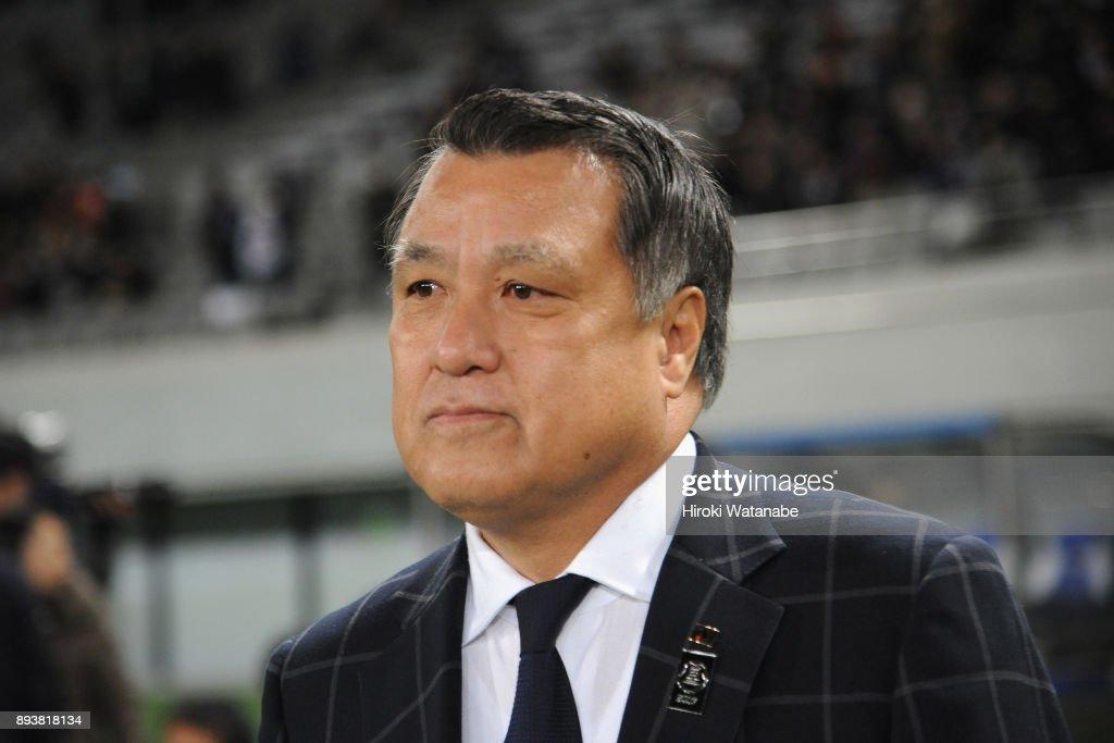Japan v South Korea - EAFF E-1 Men's Football Championship : News Photo