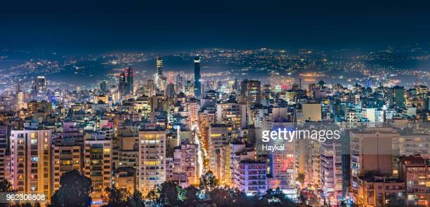 east beirut - beirut stock pictures, royalty-free photos & images