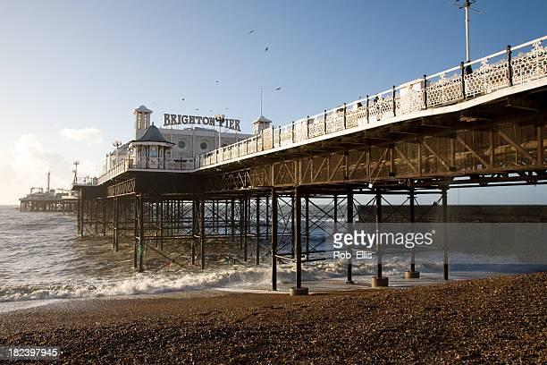 East Brighton Pier