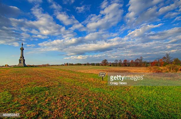 CONTENT] East Cavalry Battlefield of the Gettysburg National Military Park