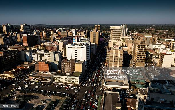 East CBZ (central business district) Harare, Zimbabwe
