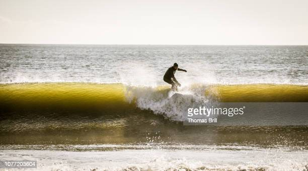 east coast surfing - ocean city new jersey stock pictures, royalty-free photos & images