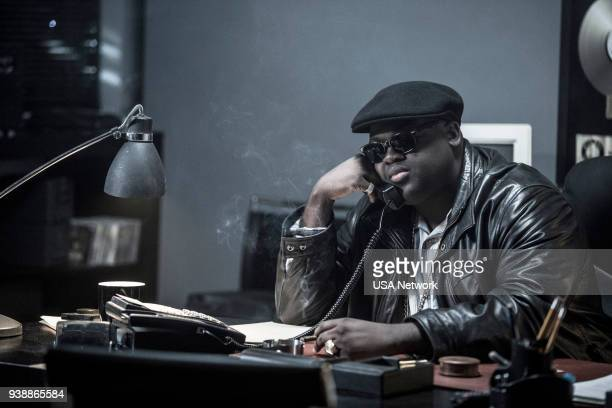 G 'East Coast West Coast' Episode 106 Pictured Wavyy Jonez as Christopher 'Biggie' Wallace