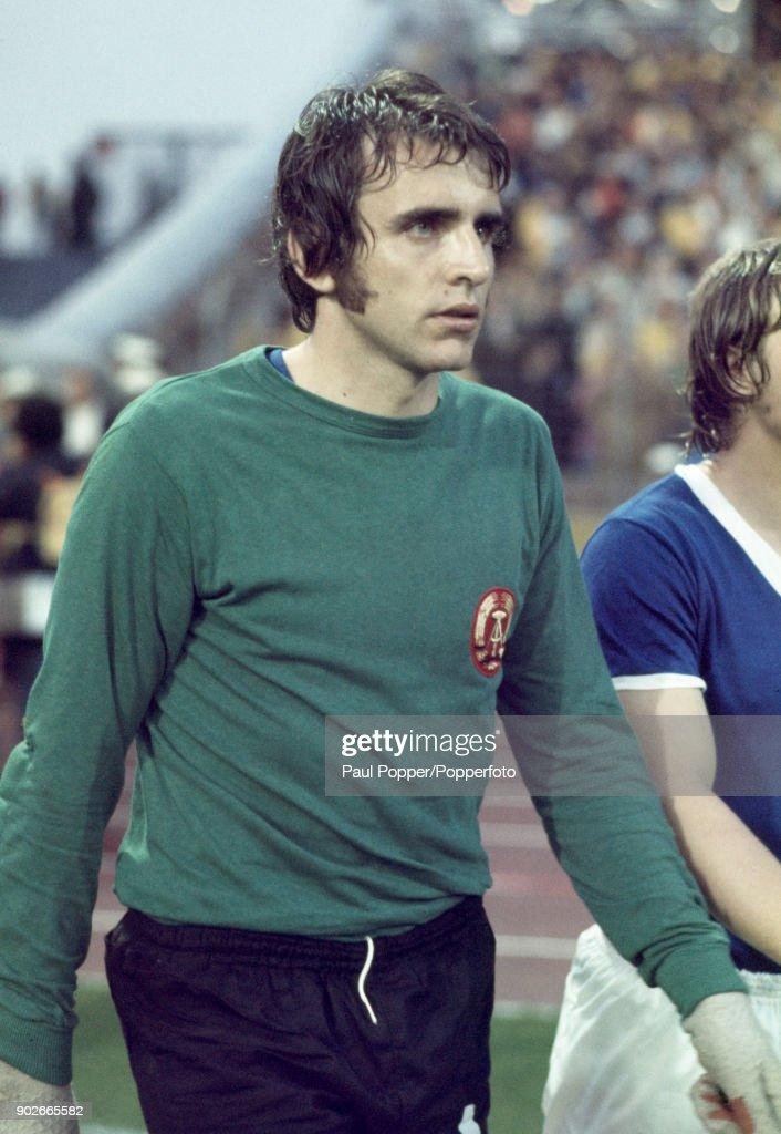 1974 FIFA World Cup - Brazil v East Germany : News Photo