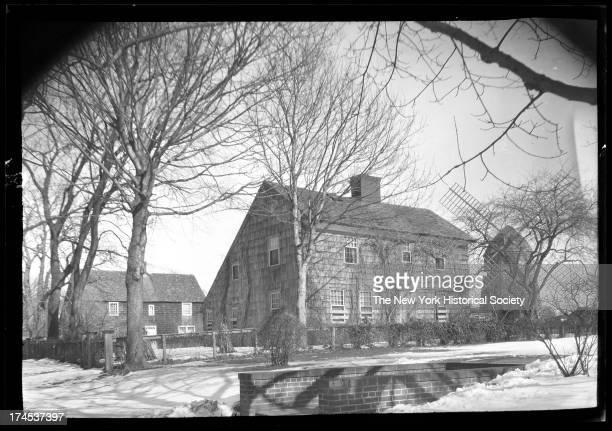 East Hampton, Long Island: John Howard Payne Cottage, east side of Main Street, New York, New York, 1923.